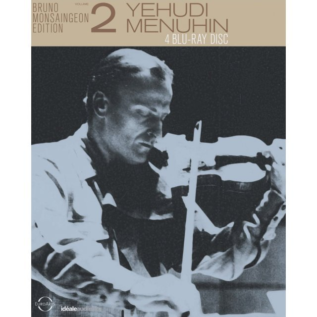 Bruno Monsaingeon Edition Vol 2: Yehudi Menuhin