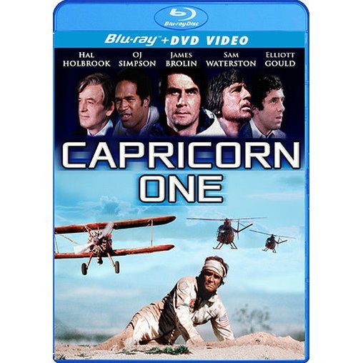 Capricorn One [Blu-ray+DVD]