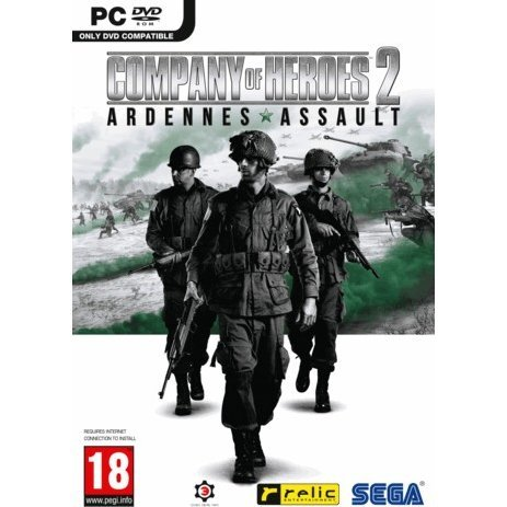 Company of Heroes 2: Ardennes Assault (DVD-ROM)
