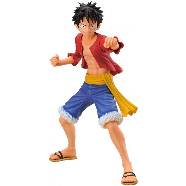 Gigantic Series One Piece: Monkey D Luffy New World Ver.
