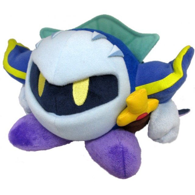 Kirby All Star Collection Plush: Meta Knight (Small)