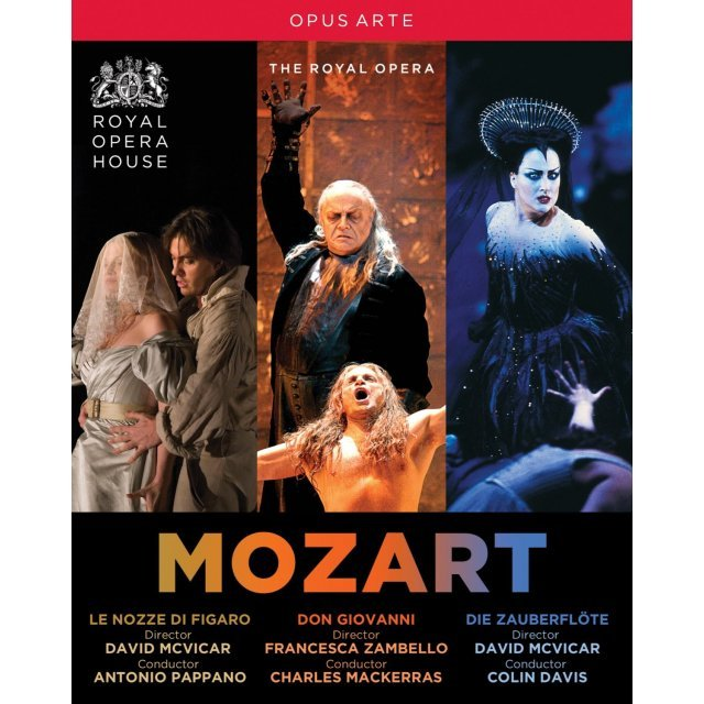 Mozart: Operas Box Set