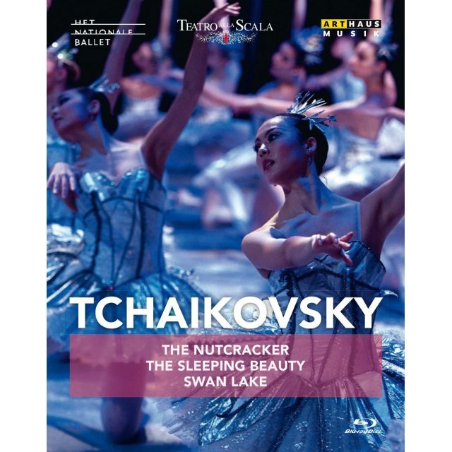 Tchaikovsky: The Nutcracker, The Sleeping Beauty & Swan Lake