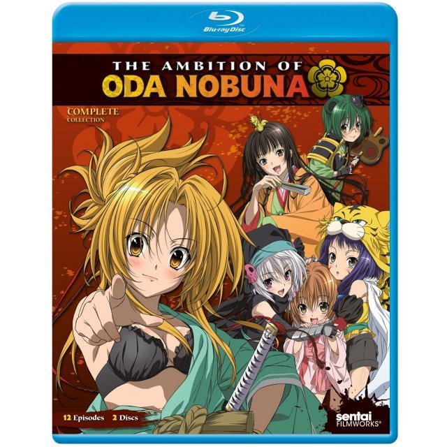 The Ambition of Oda Nobuna: Complete Collection