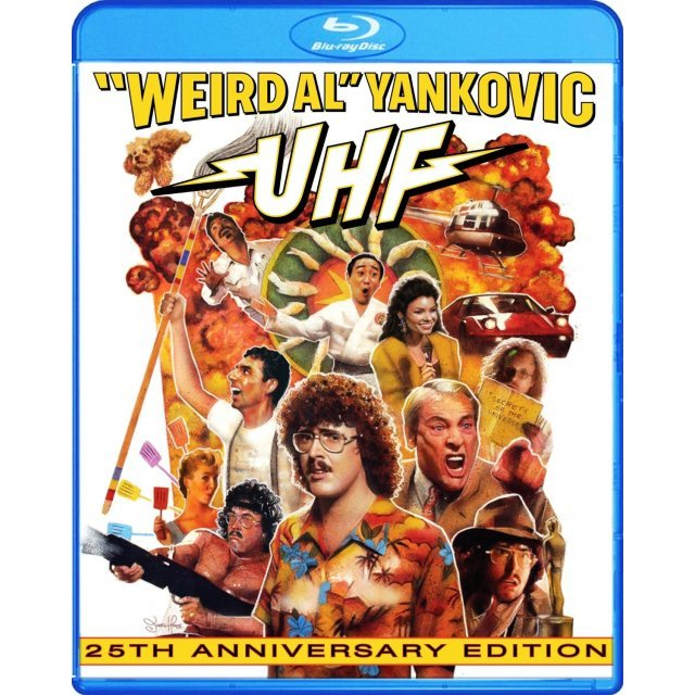Uhf (25th Anniversary Edition)