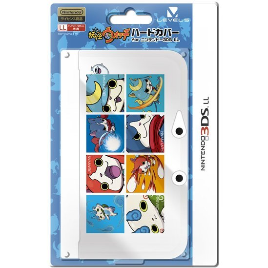 Youkai Watch Hard Cover for 3DS LL