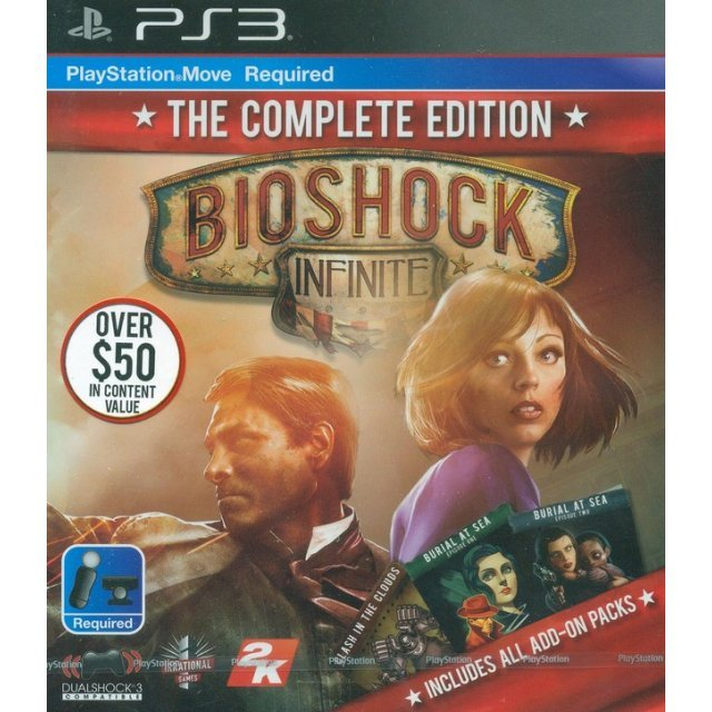 BioShock Infinite: The Complete Edition (English)