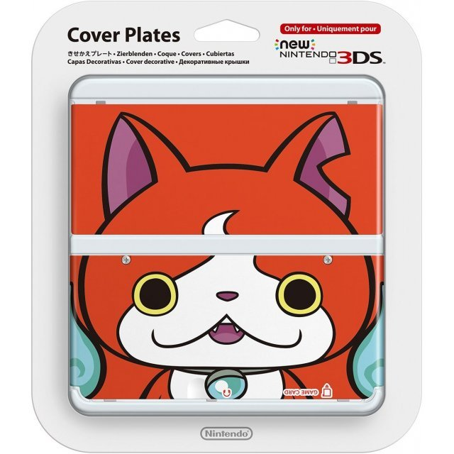 New Nintendo 3DS Cover Plates No.054 (Youkai Watch Jibanyan)