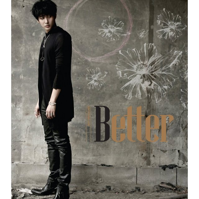 Better [CD+DVD Limited Edition Type A]