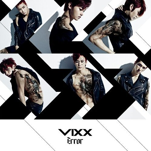 Error [CD+DVD Limited Edition Type A]