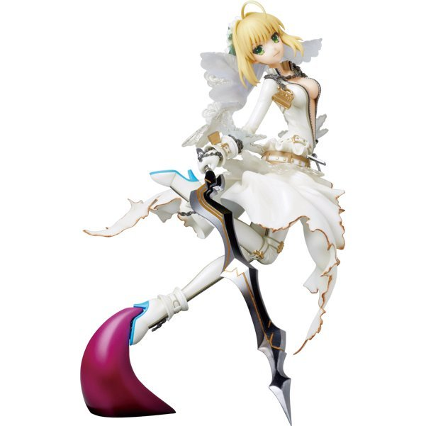 Fate/EXTRA CCC Perfect Posing Products: Saber Bride