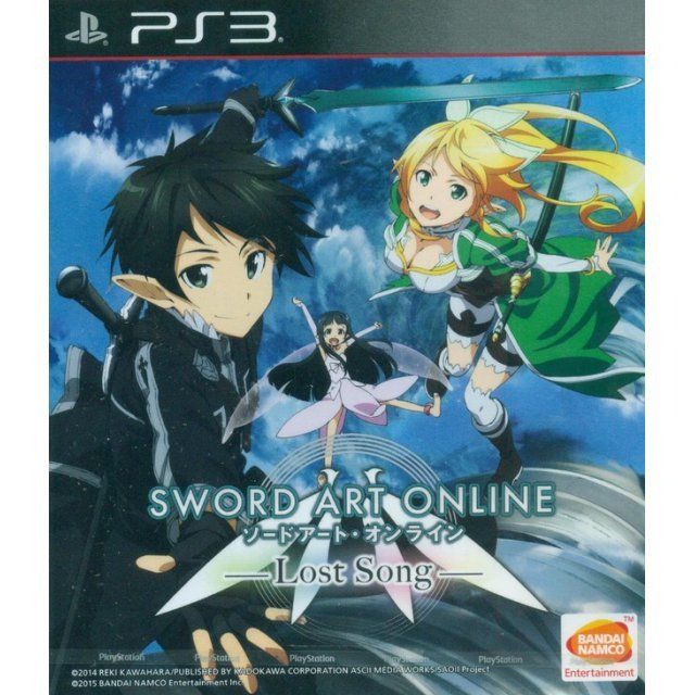 Sword Art Online: Lost Song (English Sub)