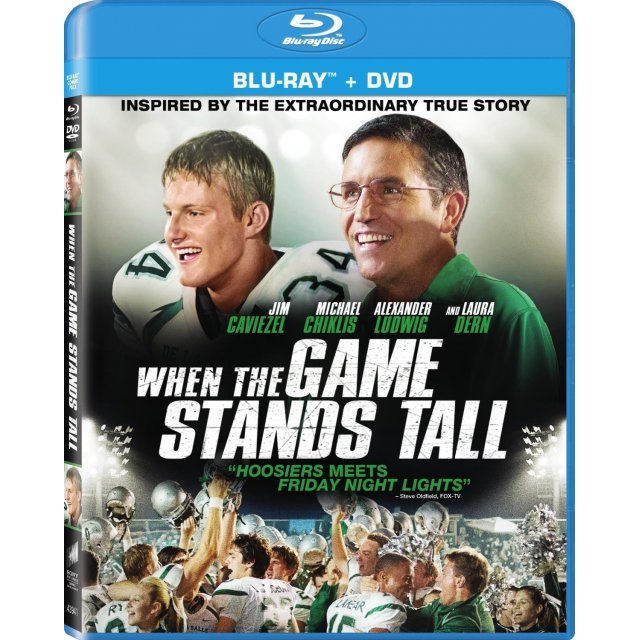 When the Game Stands Tall [Blu-ray+DVD+UltraViolet]
