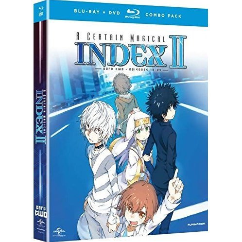 A Certain Magical Index II: Part 2 - Episode 13 to 24