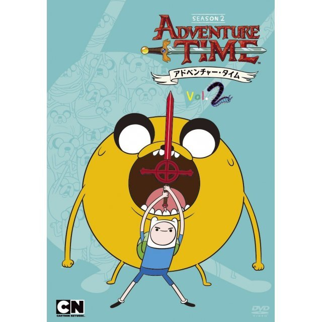 Adventure Time Season 2 Vol.2