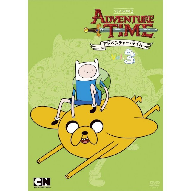 Adventure Time Season 2 Vol.3
