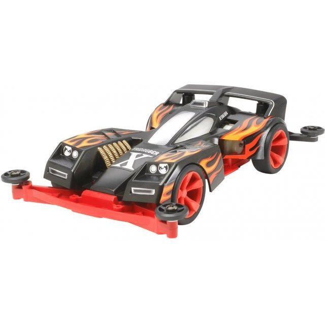 Fully Cowled Mini 4WD: Trigale (MA Chassis)
