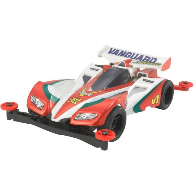Fully Cowled Mini 4WD: Vanguard Sonic Premium (Carbon Super II Chassis)