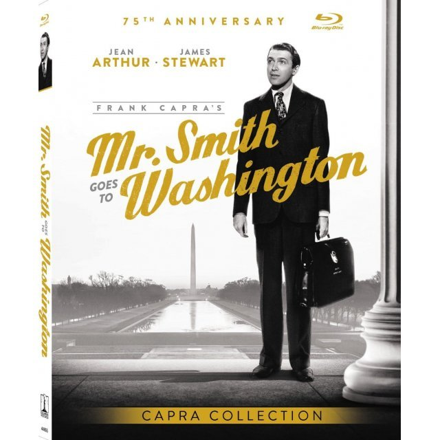 Mr Smith Goes to Washington (DigiBook) [Blu-ray+UltraViolet]