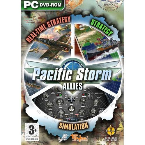 Pacific Storm: Allies (Steam)