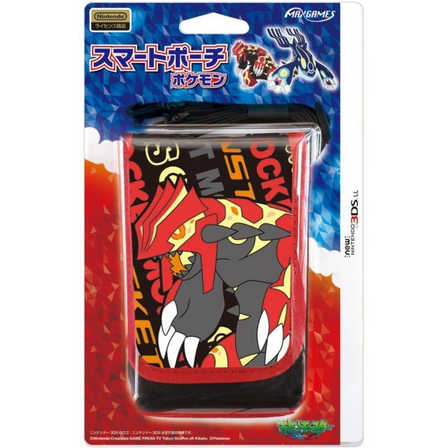 Pokemon Smart Pouch (Genshi Groudon)