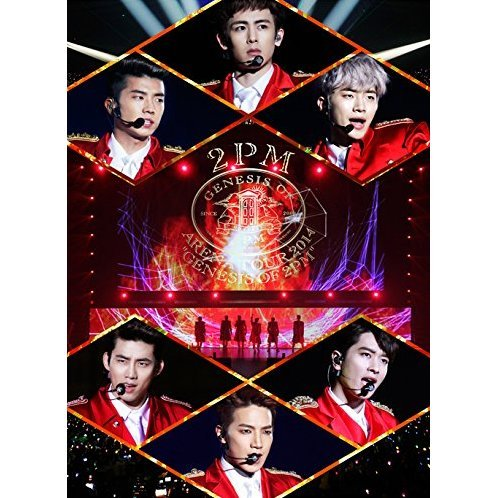 Arena Tour 2014 - Genesis Of 2PM [Limited Edition]