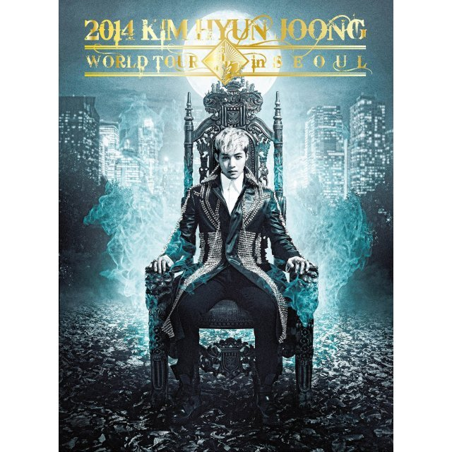 2014 Kim Hyun Joong World Tour - Mugen In Seoul [Limited Edition]