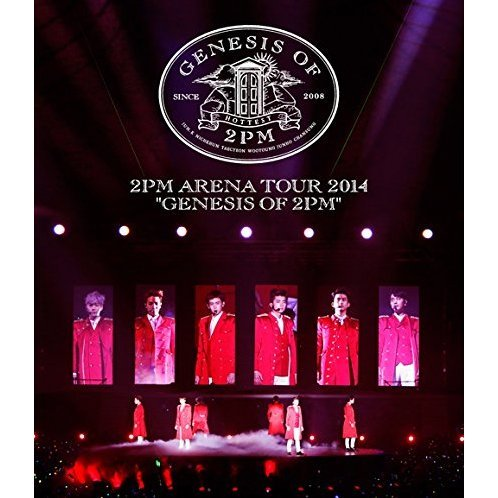 Arena Tour 2014 - Genesis Of 2PM