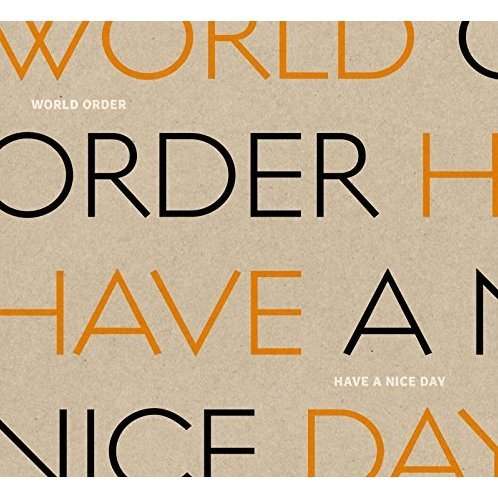 Have A Nice Day [2Blu-ray+CD Limited Edition]