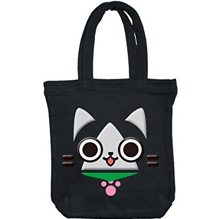 Monster Hunter Airou G Class Pukkuri Tote Bag: Melaleu