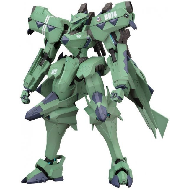 Muv-Luv Alternative Total Eclipse: F-22A Rapter Alfred Walken