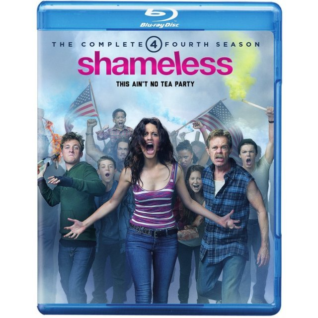 Shameless: Complete Fourth Season [Blu-ray+DVD+Digital Copy]