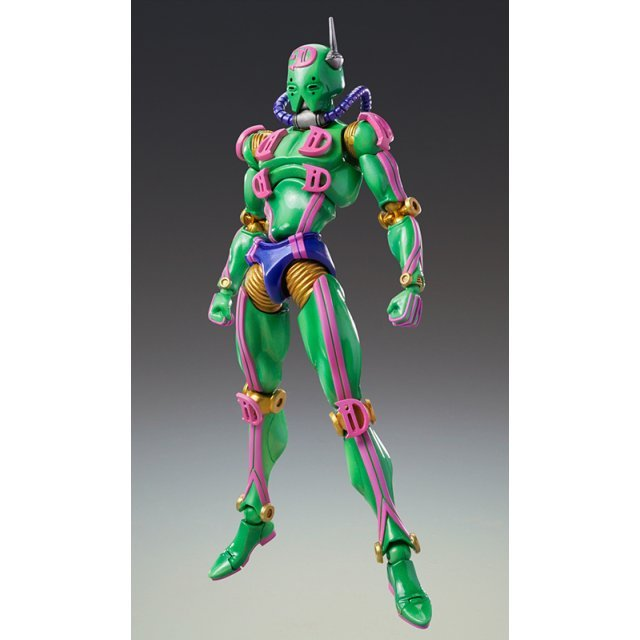 Super Figure JoJo's Bizarre Adventure Part VI No. 71: Diver Down (Hirohiko Araki Specify Color)