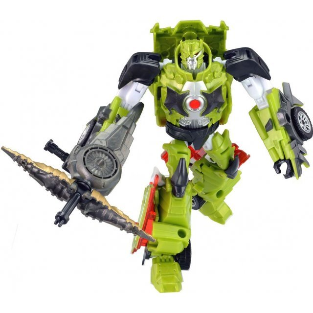 Transformers Go Action Figure: G19 Hunter Ratchet (Re-run)