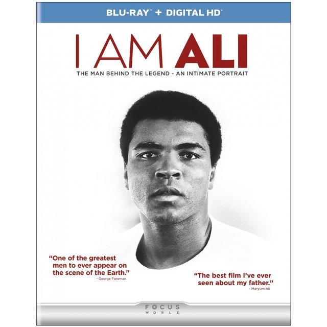 I Am Ali [Blu-ray+Digital HD]