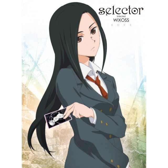 Selector Infected Wixoss Box Vol.3 [Blu-ray+CD Limited Edition]