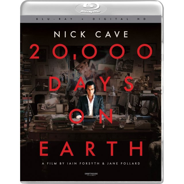 20,000 Days on Earth [Blu-ray+Digital Copy]