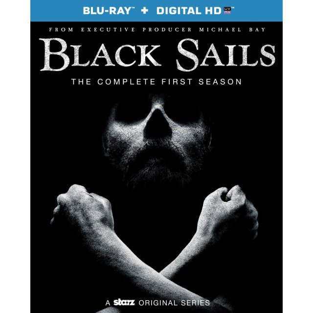 Black Sails: The Complete First Season [Blu-ray+Digital Copy+UltraViolet]