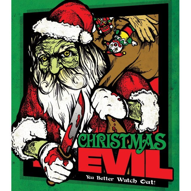 Christmas Evil [Blu-ray+DVD]