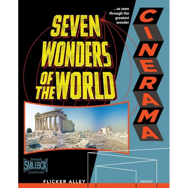 Cinerama: Seven Wonders of the World [Blu-ray+DVD] (Deluxe Edition)