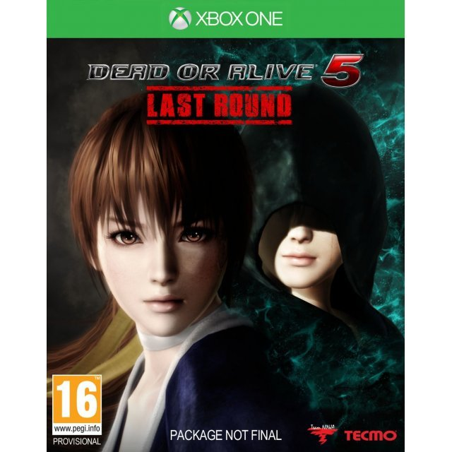 Dead Or Alive 5: Last Round (Multi-language)