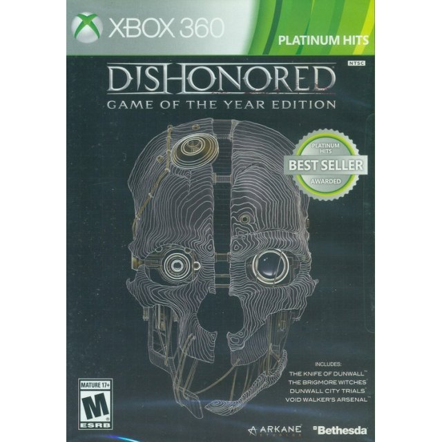 Dishonored [Game of the Year Edition] (Platinum Hits)