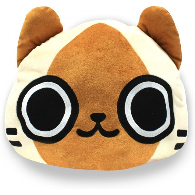 Monster Hunter Airou Reversible Cushion
