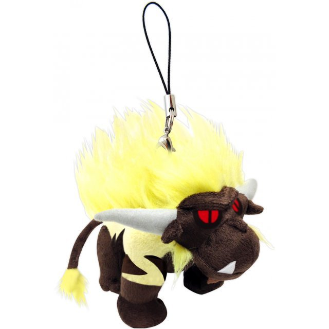 Monster Hunter Monster Mini Mascot Plush: Rajang