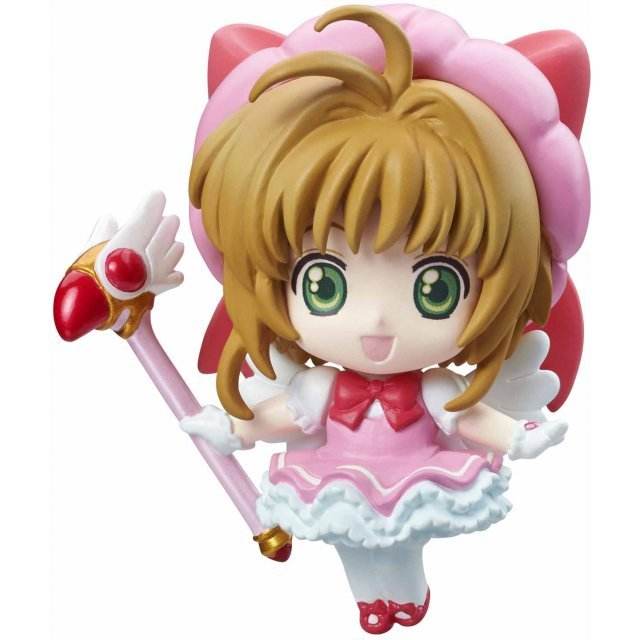 Petit Chara! Series Cardcaptor Sakura Unseal (Set of 6 pieces)