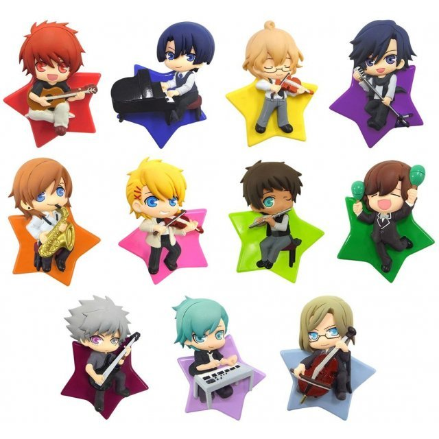 Deco*Rich Uta no Prince-sama Music 2 (Set of 12 pieces)
