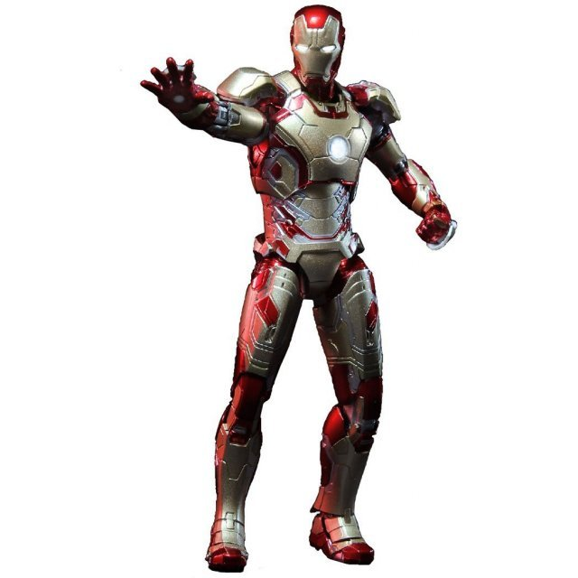 Iron Man 3 Super Alloy: Iron Man Mark 42