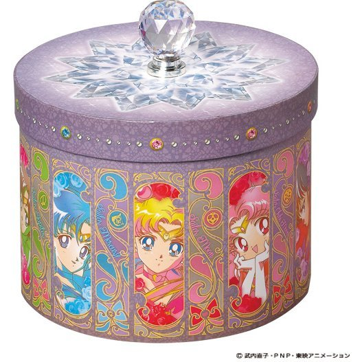 Sailor Moon Crystal Power Box: Pretty Guardian Pattern