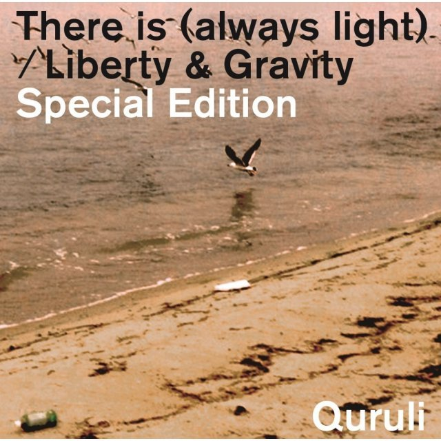There Is (Always Light) / Liberty & Gravity - Special Edition [CD+DVD Limited Edition]