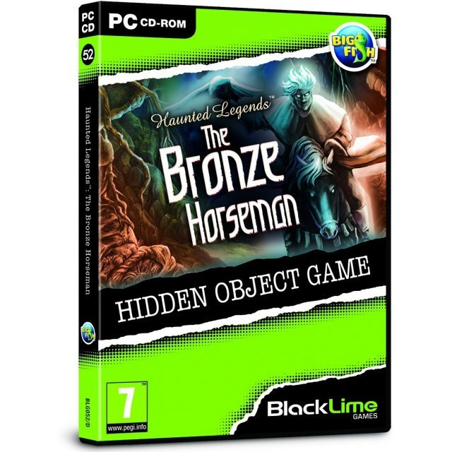 Haunted Legends: The Bronze Horseman (DVD-ROM)